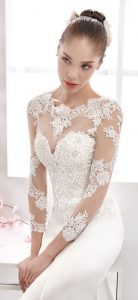 photo robe de mariée créateur pas cher 086