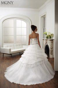 belle robe de mariée pour fare battre son coeur vu dans le 09