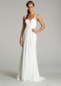 belle robe de mariée pour fare battre son coeur vu dans le 29