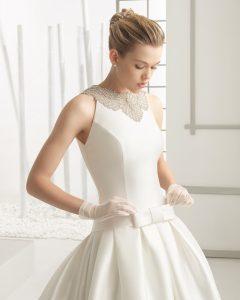 belle robe de mariée pour fare battre son coeur vu dans le 47