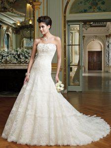 belle robe de mariée pour fare battre son coeur vu dans le 92