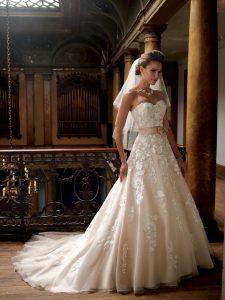 belle robe de mariée pour fare battre son coeur vu dans le 94