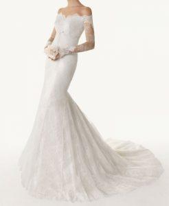 belle robe de qualité pour mariée satisfaite du 24