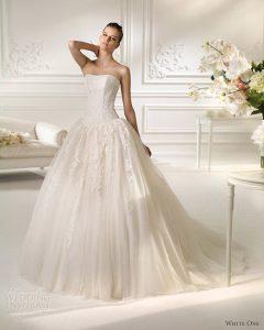 belle robe de qualité pour mariée satisfaite du 26