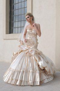 belle robe de qualité pour mariée satisfaite du 75