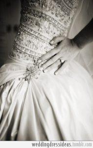 belle robe de qualité pour mariée satisfaite du 77