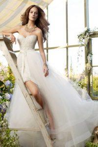 belle robe de qualité pour mariée satisfaite du 79