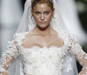 belle robe de qualité pour mariée satisfaite du 85