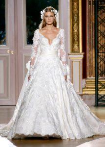 belle robe de qualité pour mariée satisfaite du 90