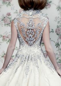 belle robe pour le mariage vu dans le 12