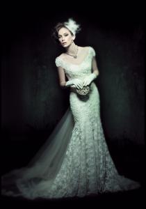 belle robe pour le mariage vu dans le 24