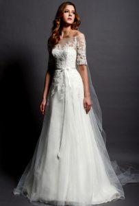 belle robe pour le mariage vu dans le 36