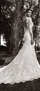 belle robe pour le mariage vu dans le 53