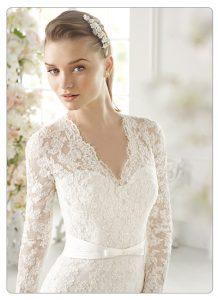 belle robe pour le mariage vu dans le 76