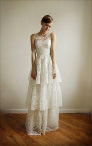 magnifique tenue pour votre mariage dans le 20