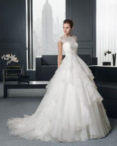 robe de mariée dans le 14 à commander sur mesure