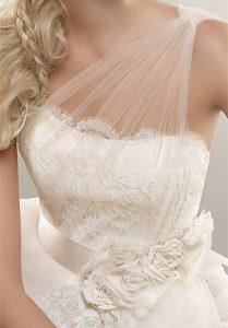 robe de mariée dans le 61 à commander sur mesure