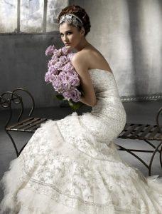 robe de mariée dans le 69 à commander sur mesure