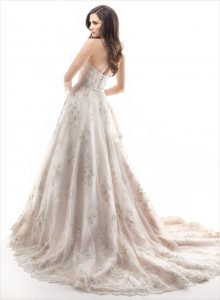 soyez la princesse dans le 69avec cette robe pour mariée