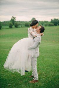 Belle photo pour mariage dans le 48