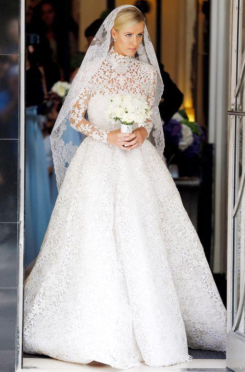Robe de mariée tendance 2018 vu sur le 06