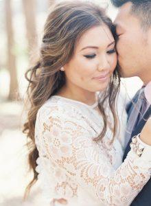 Robe de mariée tendance 2018 vu sur le 23