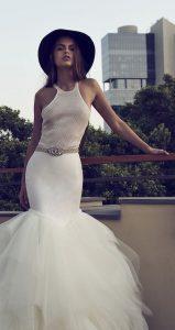 image belle robe mariée pas chère dans le 10