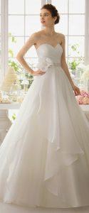 image belle robe mariée pas chère dans le 56