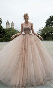 image de belle robe dans le 10 pour une mariée