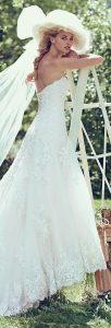 image de belle robe dans le 58 pour une mariée