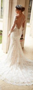 image de belle robe dans le 66 pour une mariée