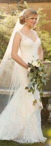 image de belle robe dans le 75 pour une mariée