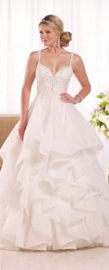 image de belle robe dans le 92 pour une mariée