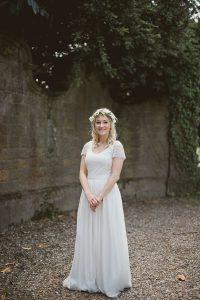 image de belle robe dans le 93 pour une mariée