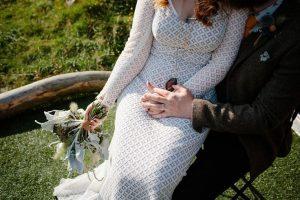 image de belle robe dans le 94 pour une mariée