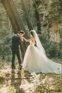 la plus belle dans le 01 pour son mariage