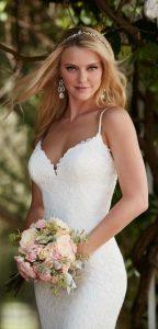 la plus belle dans le 66 pour son mariage