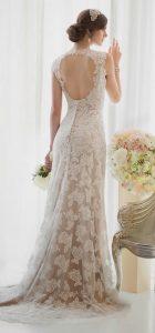 magnifique mariée vu dans le 14