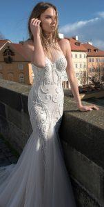 magnifique mariée vu dans le 17