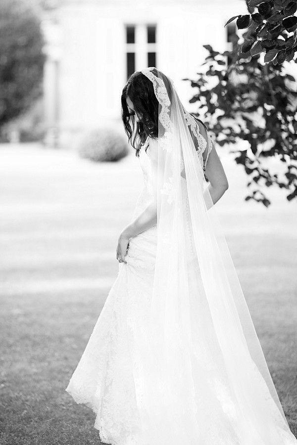 mariée magnifique dans le 69