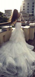 mariée magnifique dans le 90