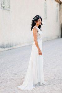 mariage dans le 84 robe pas cher