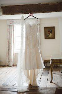 photo de robes de mariées dans le 18