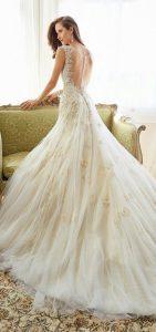 photo de robes de mariées dans le 49