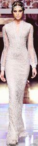 photo d'une robe pour un mariage dans le 20