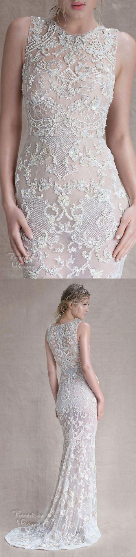 photo d'une robe pour un mariage dans le 40