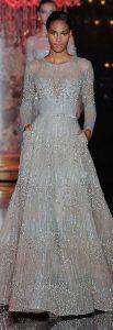 photo d'une robe pour un mariage dans le 44