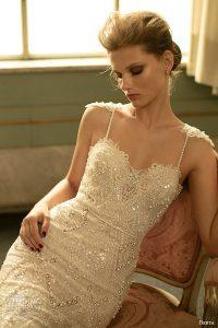 photo d'une robe pour un mariage dans le 72