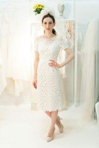 photo d'une robe pour un mariage dans le 83