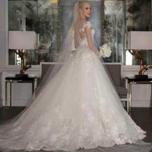 photo magnifique pour robe de mariée du 16 pas chere